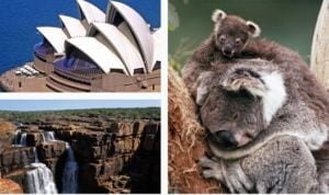 Ten Weeks in Australia