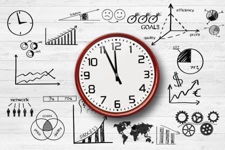 8 zasad racjonalnego zarządzania czasem – rozwój osobisty