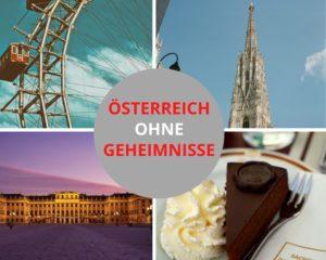STERREICH OHNE GEHEIMNISSE