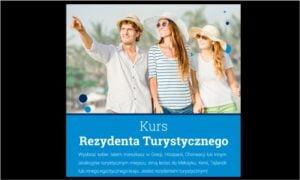 Kurs rezydenta turystycznego