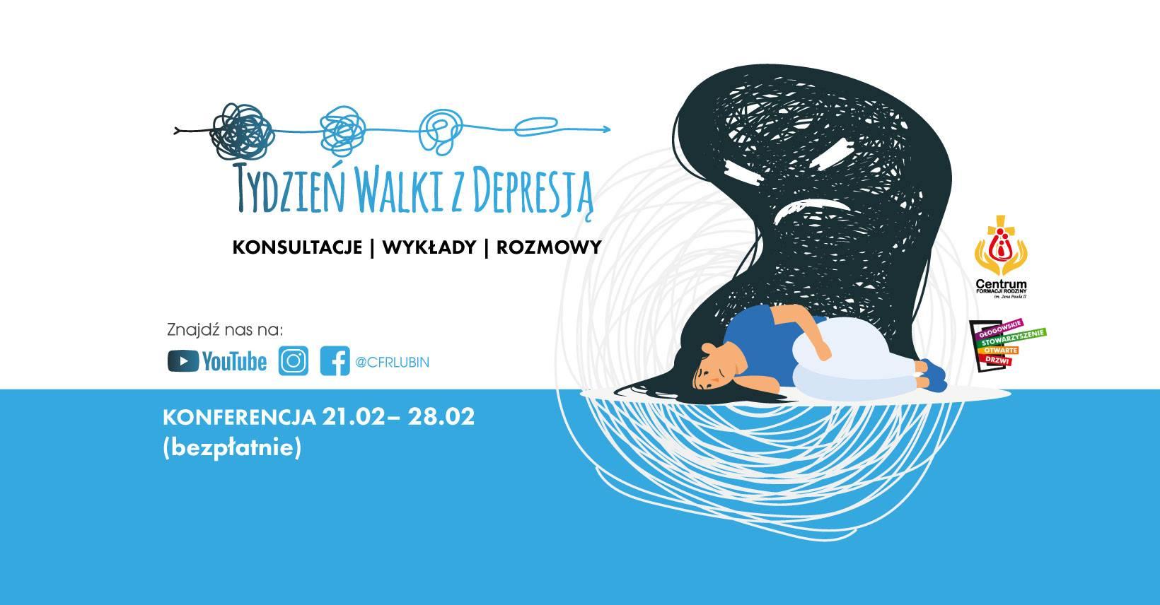 Tydzień Walki z Depresją 21-28 luty 2021