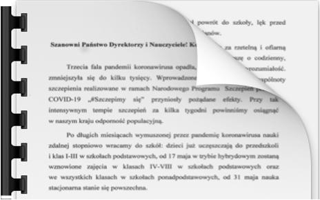 List Dolnośląskiego Kuratora Oświaty