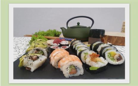 Bądź jak Sushi Master